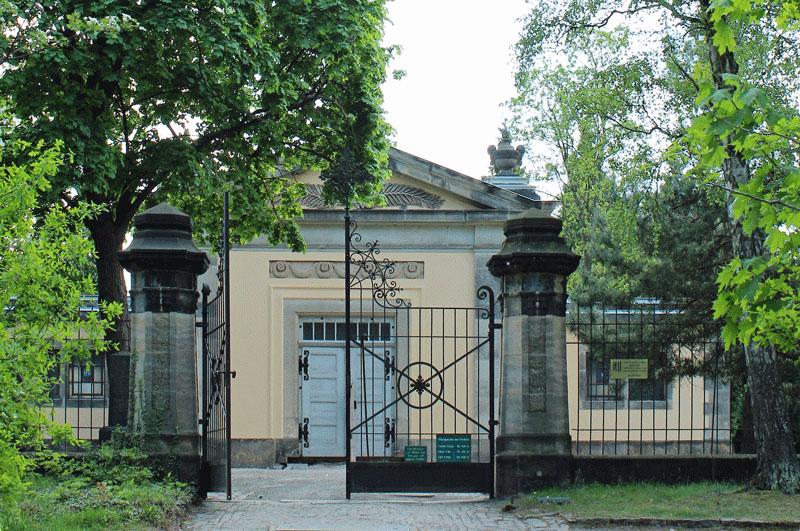 Nordfriedhof Sanierung