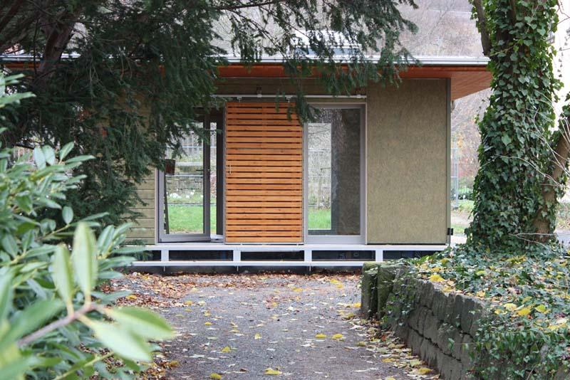 Pavillon Kammeyergarten