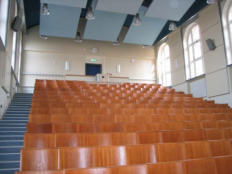 Uni Dresden Hörsaal