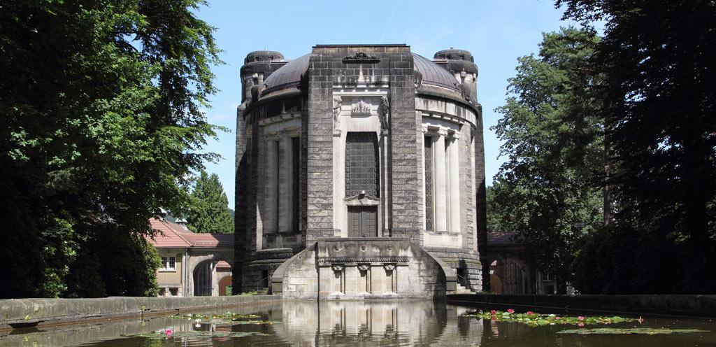 Krematorium Dresden